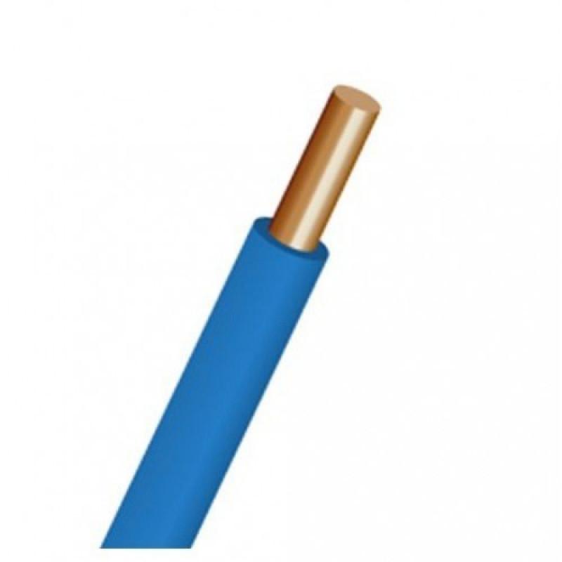 Провід ЗЗКМ ПВ1 4 синій