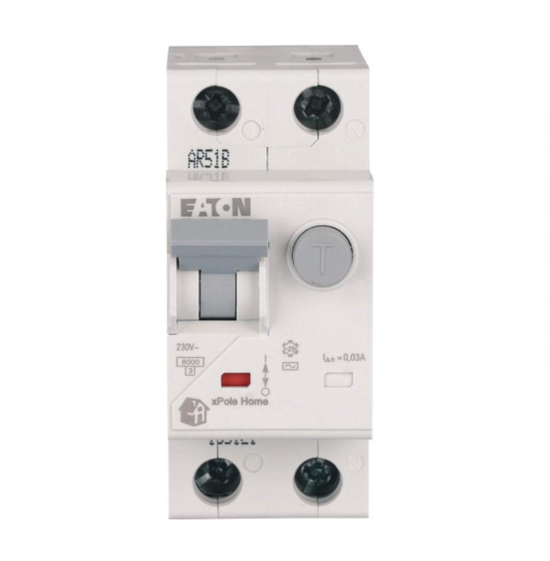 Диф. автомат EATON HNB-C16/1N/003
