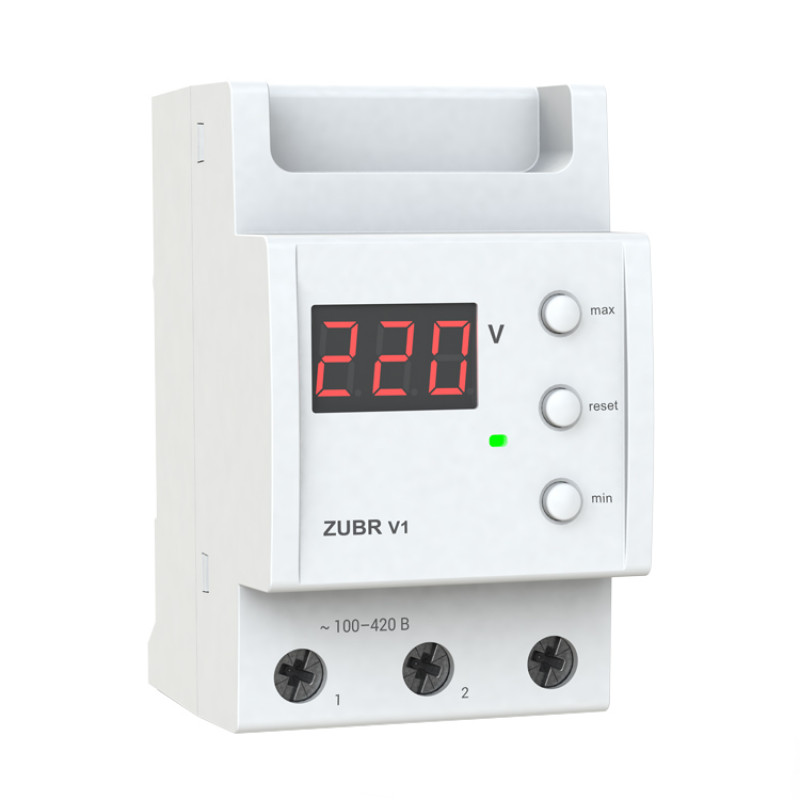 Однофазний вольтметр ZUBR V1
